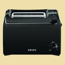 Krups Toaster ProAroma KH 1518 - schwarz matt