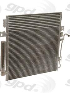 A/C Condenser Global Parts Distributors 3683C