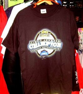 VINTAGE CHASE #48 YOUTH TEE SHIRT LOWE'S 2006 CHAMPION JIMMIE JOHNSON LARGE NWT
