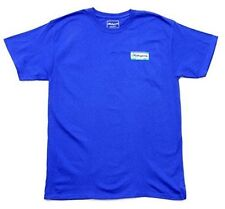 New Shakespeare Fishing Tshirt Since 1897 Blue 100% Cotton XL ONLY