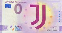 BILLET 0  EURO JUVENTUS FC TURIN ANNIVERSARY  ITALIE  2021 NUMERO DIVERS