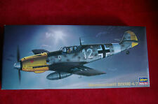 MAQUETA AVION Messerschmitt Bf109E-4/7 HASEGAWA AP9  1:72