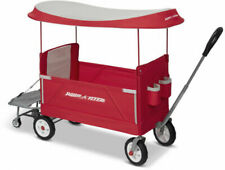 Radio Flyer 3963 3-in-1 Tailgater Wagon - Red