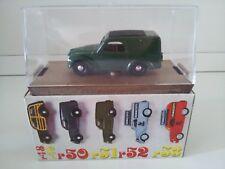 FIAT 500C BELVEDERE R 51 BRUMM 1951-1955 MODELLINO DIE CAST 1:43