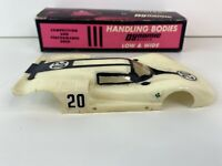 Vintage Dynamic Slot Car Body - Alfa T33 Coupe 1:24 - 1960s