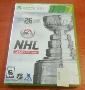 NHL Legendary Edition Microsoft Xbox 360 EA Sports Electronic Arts Dolby Digital