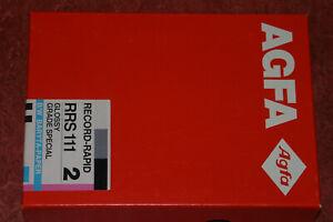 Agfa Record Rapid RRS 111,2, Baryt, 12,7x17,8 cm-Glossy versiegelt