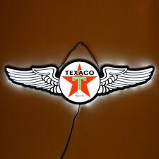 "Texaco Wings Slim Led Light Business Led Sign Neon Sign 31""x8"""