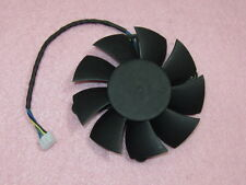 75mm EVGA NVIDIA GTX560 Ti Fan Replacement 45x56x69mm 4Pin DASB0815B2U 0.6A R147