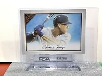 2019 Topps Gallery Aaron Judge New York Yankees Oversized Box Topper