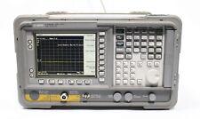 Hp Agilent E7402a Emc Spectrum Analyzer 100hz 3ghz Opt Ukb 1dr 1d5 Ayq Ayx
