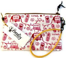 NEW Mobile Phone Handbag Purse Bag Wristlet Handmade in Australia by Horsefly