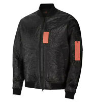 Nike Air Jordan 23 Engineered MA-1 Bomber Jacket (Med.) Black CD5712 010