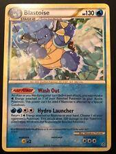 Carte Pokemon BLASTOISE / TORTANK 13/95 RARE DECHAINEMENT ENGLISH