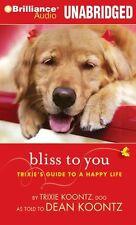 Dean KOONTZ / BLISS to YOU     [ Audiobook ]
