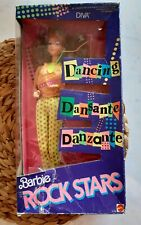 BARBIE- DIVA- ROCK STARS- Dancing- MATTEL- EN BOITE