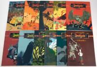 Auswahl: Donjon von Alfred - diverse Bände - Reprodukt, Z: 1