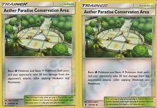 POKEMON - TRAINER  2 X AETHER PARADISE -  HOLO 116/145 -  GUARDIANS RISING