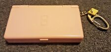 Pink Nintendo DS Game Card Case, Key Chain w/ Stylus