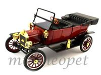 MOTORCITY CLASSICS 88141 1915 FORD MODEL T ROADSTER CONVERTIBLE 1/18 DIECAST RED