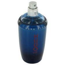 DARK BLUE by Hugo Boss 4.2 oz 125 ml EDT Spray TESTER for Men New in Box