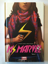 PANINI COMICS MARVEL NOW MS MARVEL TOME 1 2015 FAUVE D'OR 2016 ANGOULEME NEUF
