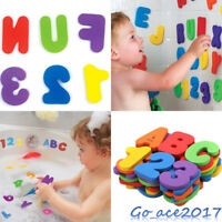 Children's Foam Floating Numbers Letters Digital Water Education Mixed Toys