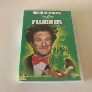 Flubber DVD Region 4 (VG Condition) Robin Williams