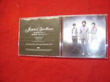 JONAS BROTHERS ~ BURNIN' UP  2008 US 2 TRACK PROMO CD SINGLE