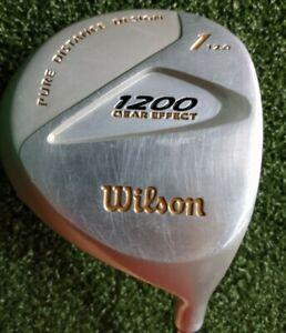 """Wilson 1200 Gear Effect Driver 12* / RH ~42.25"""" / Ladies Graphite / gw6025"""