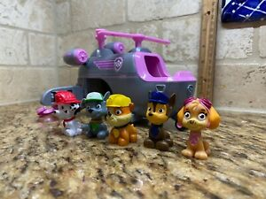 Paw Patrol Ultimate Rescue Skye Ultimate Rescue Helicopter Vehicle & mini Figure