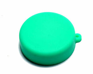 Green Soft Silicone Camera Lens Protective Cover Cap for GoPro Hero 3/3 4