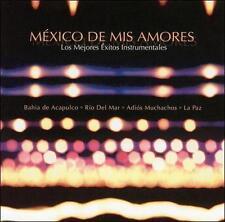 101 Strings Orchestra : México De Mis Amores - Los Mejores Éxito CD