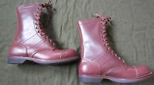 WWII US AIRBORNE PARATROOPER SERVICE COMBAT JUMP BOOTS-SIZE 11