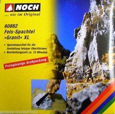 * Noch  scala N/H0  60882 Composto per realizzare montagne granito grigio Nuovo