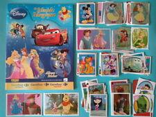 Album + set complet stickers à coller CARREFOUR Panini Disney 2011