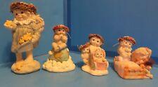 Dreamsicles Cast Art Lot of 4~ Cherub Angels