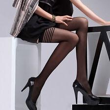 Damen Sexy Über Knie Schenkel Hoch Strümpfe Kniestrümpfe Stockings Strumpfhosen1