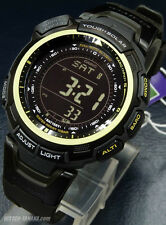 Casio Protrek Solar Triple Sensor Watch PRG-110C-1  PRG110C 1