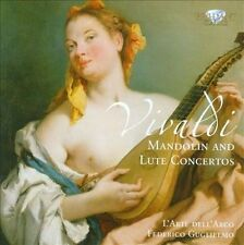Vivaldi: Mandolin And Lute Concerti, New Music