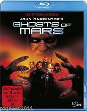 John Carpenter's Ghosts of Mars [Blu-ray] Natasha Henstridge  * NEU & OVP *