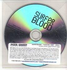 (CQ497) Surfer Blood, Floating Vibes - DJ CD
