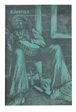 BLACKFOLK Journal of Afro-American Literature / 1972 Vol 1 #1 /activist magazine