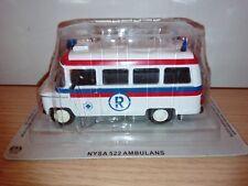 Modelcar 1:43   *** IXO IST ***    NYSA 522 AMBULANS