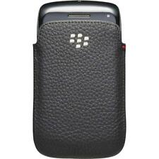 BlackBerry Black Leather Pocket Pouch Case for Bold 9790 ACC-41817-201