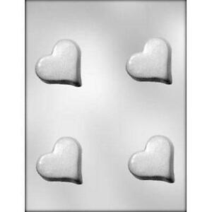 Heart Petit Four Chocolate Candy Mold from CK #1617