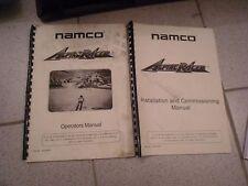 Operations Manual Anleitung für Alpine Racer Videoautomat