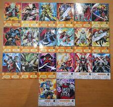 YuGiOh Orica/Anime Style X-XX Säbel Set/Deck 20 Karten