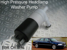 Headlamp/Headlight Washer Spray Cleaning Pump Audi A8 S8 1994 to 1998