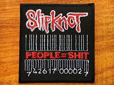 Slipknot - patch logo metal rock music band iron on sew on patch